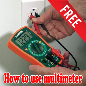 How to use multimeter fluke digital multimeter