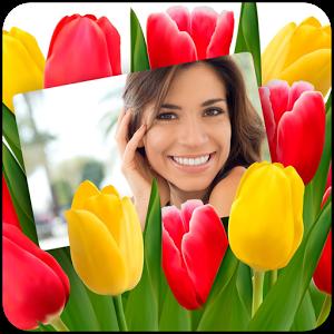 Flower Photo Frames & Effects