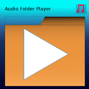 Audio Folder Player brush folder player