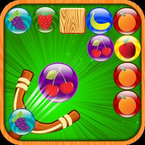 Fruit Bubble Shooting bubble fruit game