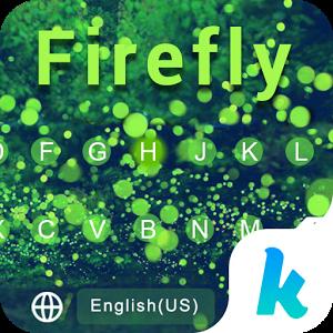 Firefly Kika Keyboard Theme