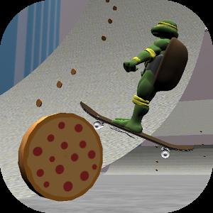 Turtle Skater 3D