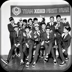 EXO PhotoSlide Live Wallpaper