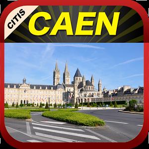 Caen Offline Map Guide guide offline