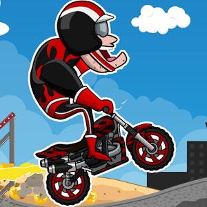Stunt Bike Rider Extreme Racer