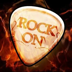 Xperia™ theme - Rock on