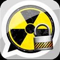 Radiactive Zone Lock WhatsApp