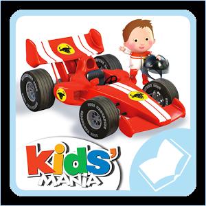 Dan`s racing car - Little Boy