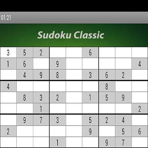 Sudoku Clasic