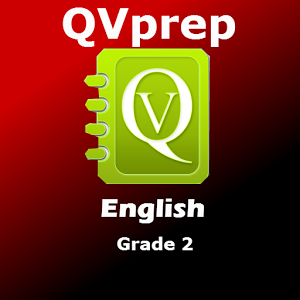 QVprep English Grade 2 two 2nd
