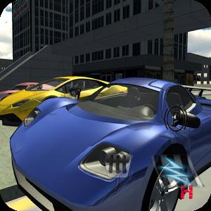 Extreme Car Drift Simulator 3D crush extreme simulator