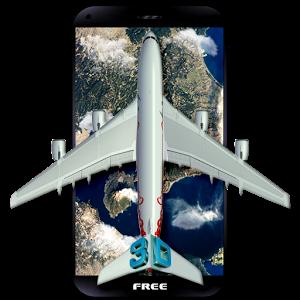 3D Planes Live Wallpaper
