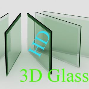 ★★3D Glass HD Theme★★★