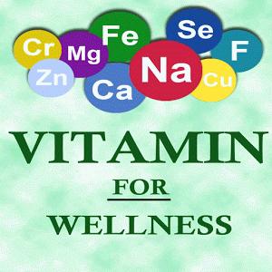 Vitamin For Wellness cutter match vitamin
