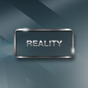 Xperia™ theme - Reality