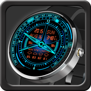 V20 Watch Face for Moto 360