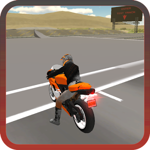Motor Bike Crush Simulator 3D
