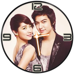 The Heirs Clock Widget