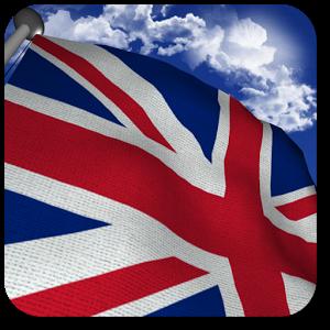 UK Flag + LWP flag