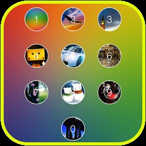 Keypad Locker Pro keypad