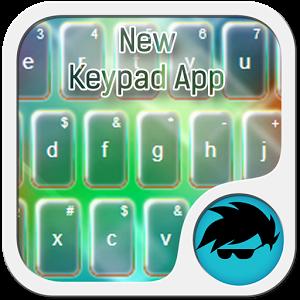 New Keypad App keypad