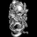 Tattoo Monster Live Wallpaper