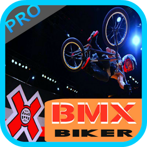 Pro BMX Biker 3D biker