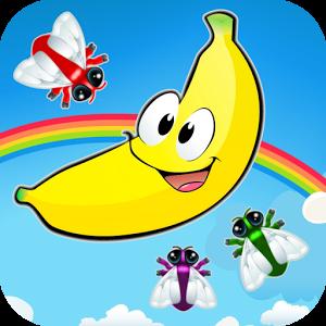 Fruit Catch - Rainbow Fun Game