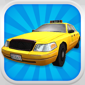 Angry Taxi Crazy Cab Driver 3D