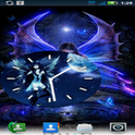 Fairy Clock Widget & LWP fairy widget