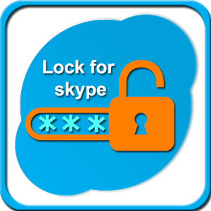 Pattern Lock for Skype