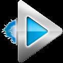 Rocket Player Blue Theme