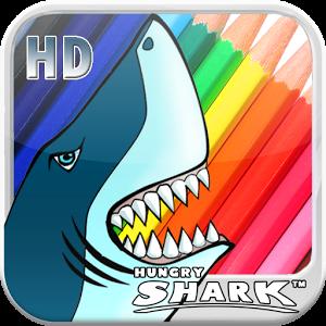 Hungry Shark Paint