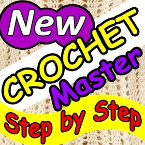 Crochet Master - Step by Step direction doa step