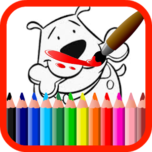 Dog Coloring