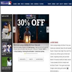 MLB.com Major League Baseball