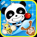 Baby`s Sticker Puzzles(KIDS)