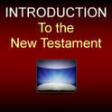 Introduc. to the New Testament testament verse verses