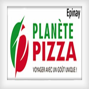 planete pizza epinay