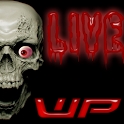 SKULL LIVE WALLPAPER LITE live wallpaper zombie