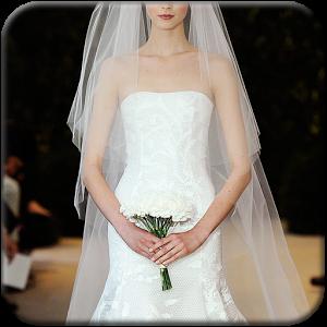 Woman Wedding Suit Photo
