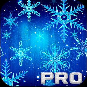 Christmas Snowfall LWP PRO