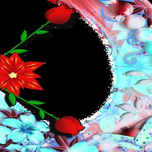 forge Photo flower Frames