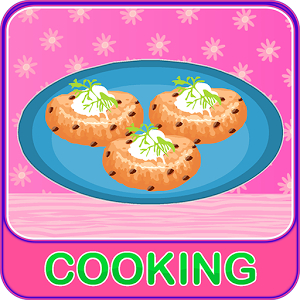 Cooking Mini Cat Fish Cakes