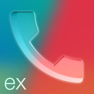 Exdialer KitKat Transparent