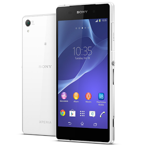 Xperia Z2 For All akkord internet xperia