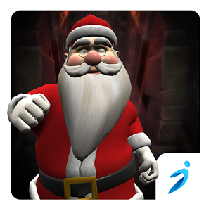 Santa V Zombies christmas santa zombies