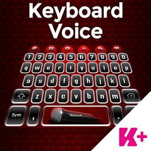 Keyboard Voice keyboard screenlock voice