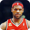 NBA Player LeBron James