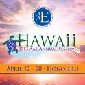 AAE 2013 Annual Session